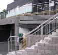 Nerūdijančio plieno turėklai, Norvegija, Oslo
